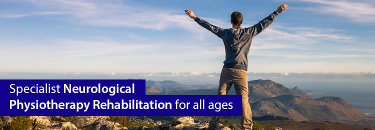 Specialist Neurological Physio Rehab for all ages